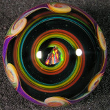 Rainbow Opal Vortex  Size: 1.28  Price: SOLD