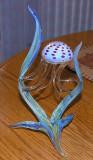 Glass Sculpture by Shawn Tsai