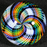 Rainbow Ratty 3  Size: 1.72  Price: SOLD