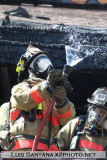 2 Alarm Fire at Fairway Oaks