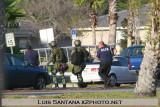 Gun Range Hostage Standoff