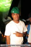 Ne Yo at Studio Inc