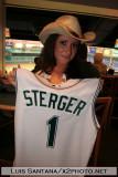 Jenn Sterger in Tampa