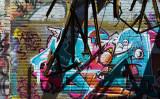 T.A WALL GRAFFITI MONTREAL