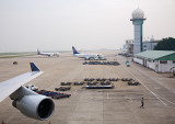 Airport Overview Of Xiamen Airport, China