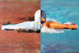 Aggie Swim Meet 1-26