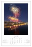 2007 Calendar - 07 July
