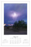 2007 Calendar - 08 August