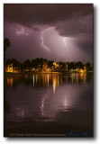 Arizona Monsoon Lightning 1 : Chandler, AZ