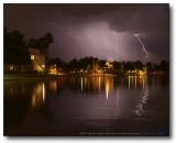 Arizona Monsoon Lightning 4 : Chandler, AZ