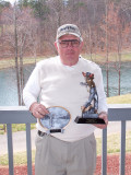 Ray Barton wins Division 1 honors at Hanging Rock with a 69 Net and 72 gross