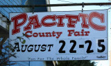 Pacific County Fair,  August 24, 2007