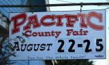 Pacific County Fair,  August 24, 2007