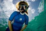 Snorkeling Susie