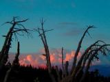 Sunset at Minaret Vista