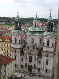 A View From the Astronomical Clock Tower