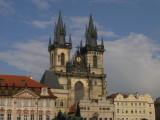 The Praguan Castle