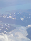 Andes Mtns-view from plane