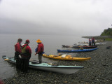Sea Kayak Section