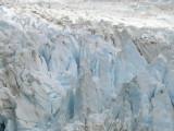 At the Serrano Glacier