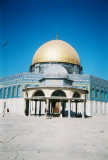 Temple Mount Dome of the Rock