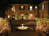 Westmont College During Christmas Time