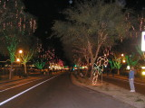 Tempe AZ Christmas Lights