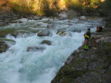 Scouting Cascade on Cal Salmon