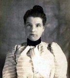 Hattie Magnolia Morgan was born to William Morgan & his wife, Mary Townsend Morgan. She married Benjamin Harrison Coatney, & together this couple had four children. This photograph was sent to me by Donald G. Coatney. He is in possession of the original.