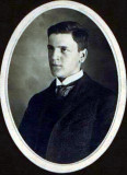 Charles Augustus Coatney was the second of four children born to Benjamin Harrison Coatney & his wife, Hattie Magnolia Morgan Coatney. To my knowledge, he did not marry, nor did he have any issue. This photograph was sent to me by Donald G. Coatney. He is in possession of the original.