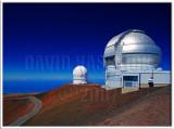 Mauna Kea Summit - Gemini Observatory