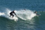 16 May 07 - Surf Action at Lyall Bay