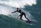8a June 07 - Lyall Bay Surfer (ii)