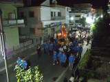 Celebrationof Immacolata in Scauri
