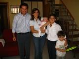Stefano, Nunzia, Angelica, Raffaele and Luca