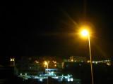 Minturno by night