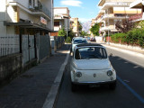 Fiat 500 another pocket car