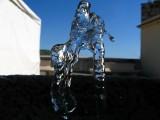 Sculpture of water
