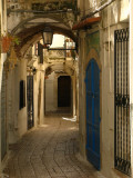 Classic alley in Sperlonga