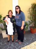 Angelica, Nonna and Roberta