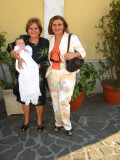 Angelica, Nonna and Lina