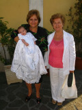 Angelica, Nonna and Zia Lilina