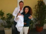 Angelica, Elena and me