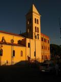 The Santa Immacolata church at Scauri