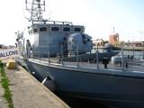 Guardia Di Finanza boat