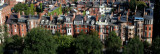 Beacon Street Townhouses - Panorama