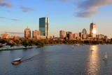 Boston Skyline, Late Afternoon III