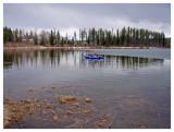 April 28, 2007 --- Beaver Lake and Alford Lake, Alberta