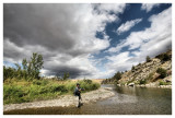 August 26, 2007 --- Crowsnest River, Alberta