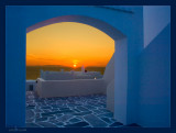 Last Night in Mykonos - On to Athens